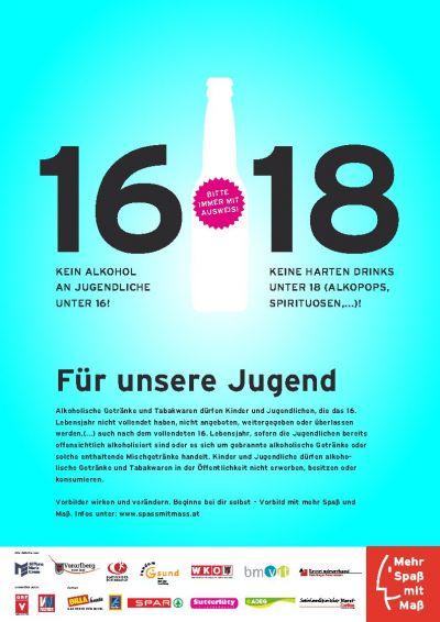 Neue (Alkohol) Gesetze im Jugendschutz | Bregenzerwald News